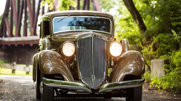 Photo credit: Preston Rose, Historic Vehicle Association