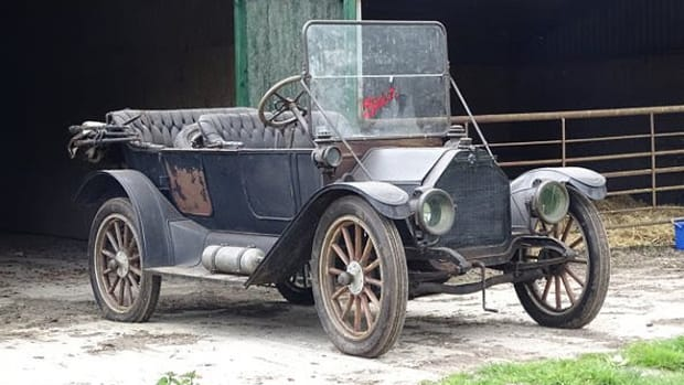 1912 BUICK 'BARNFIND'