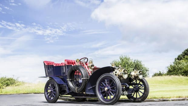 1904 Mercedes
