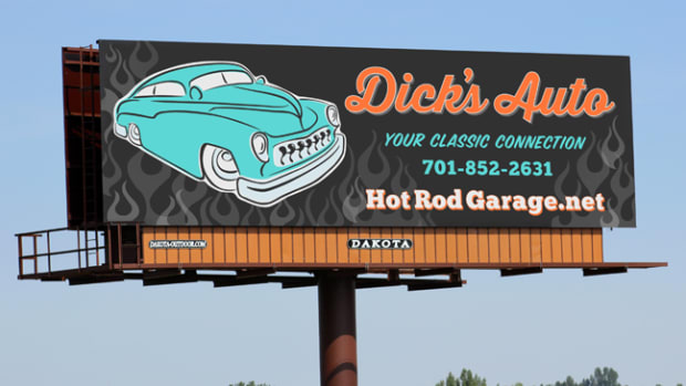 HotRodGarage.net has generated considerable worldwide interest from a small community business.