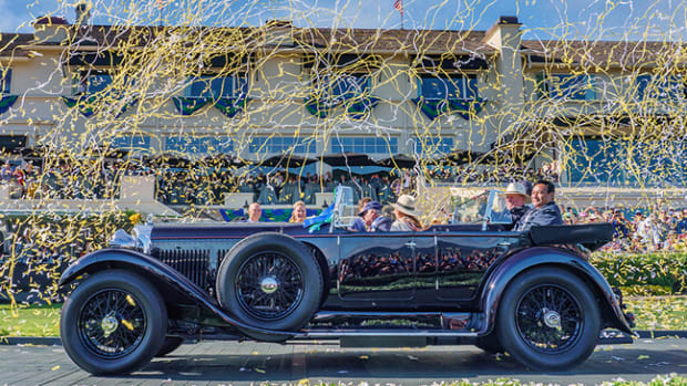 Photo - Pebble Beach Concours d'Elegance
