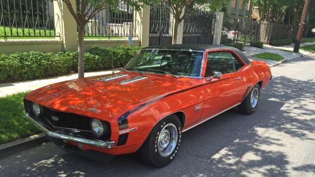 1969 Chevrolet Camaro 001