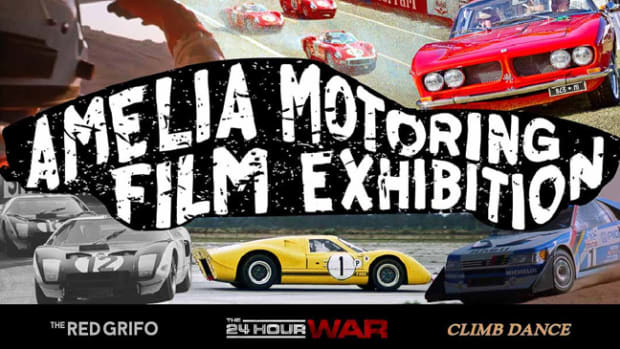 Amelia Motoring Film Exhibition