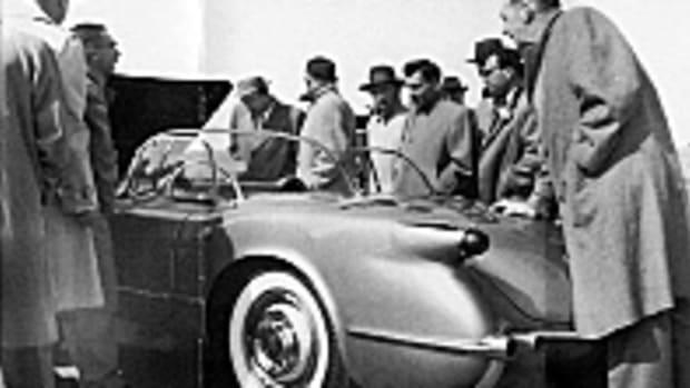 Corvette No. 2 in March 1954.jpg