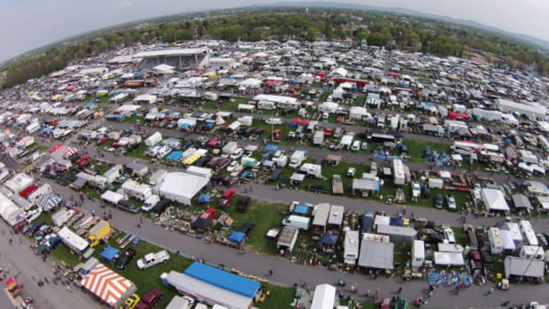 2017 Spring Carlisle - photo Carlisle Events
