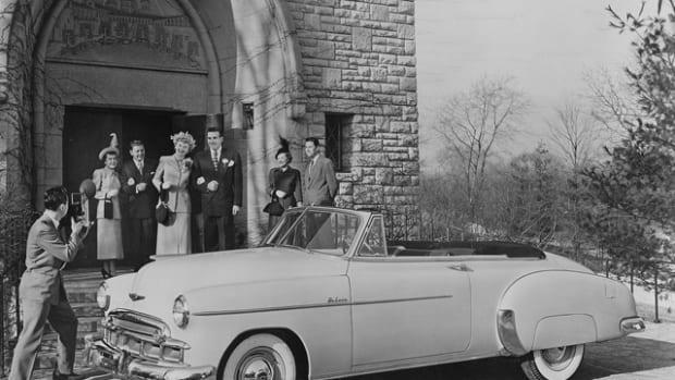 The Chevrolet Styleline DeLuxe convertible remains one of the most coveted body styles of 1949.