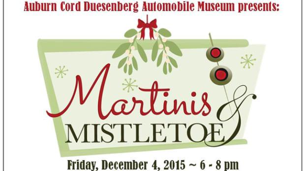 mistletoe & martinis info