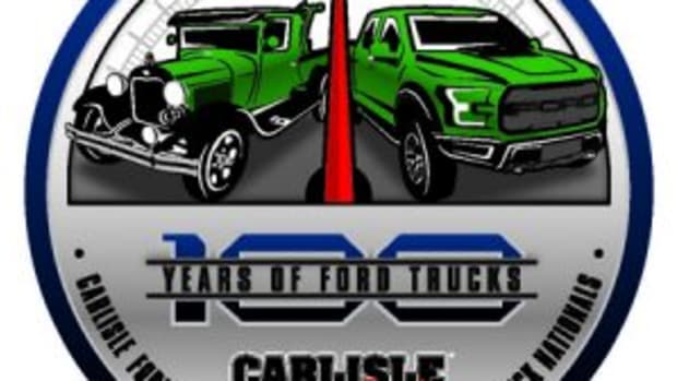 100 Years of Ford Truck - 2017
