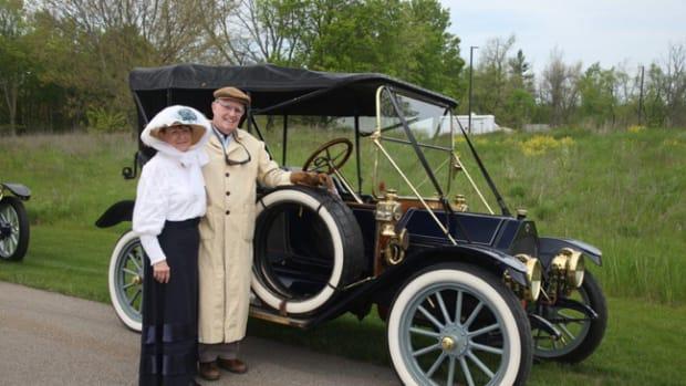 Jane - Dave Lyon 1912 Buick sm
