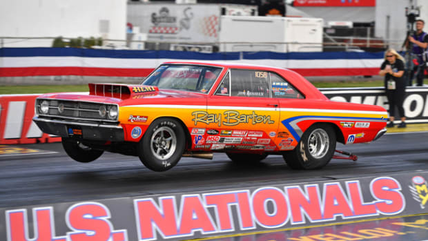 The 19th Annual NHRA Dodge HEMI® Challenge will take place on August 29-30, 2019, at Lucas Oil Raceway at Indianapolis during the NHRA U.S. Nationals. Photo - Dodge/SRT