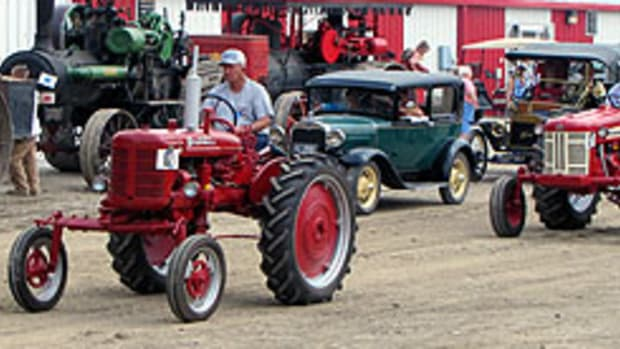 The Midwest Threshers Reunion includes lots of iron and this year, Stanley steam cars will be added to the mix.