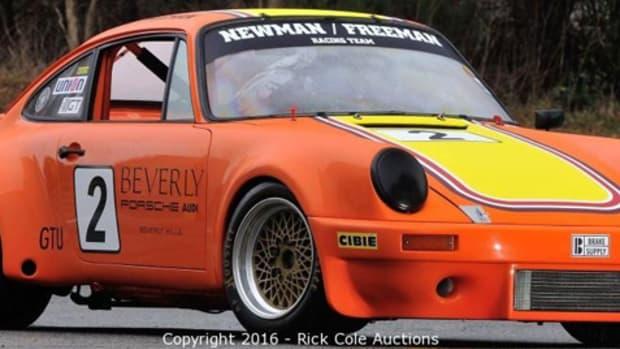 74 Newman Porsche