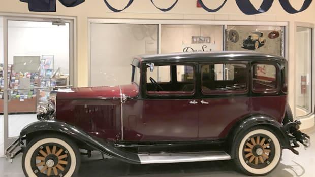 1930 DeSoto Model CF. Photo - AACA Museum, Inc.