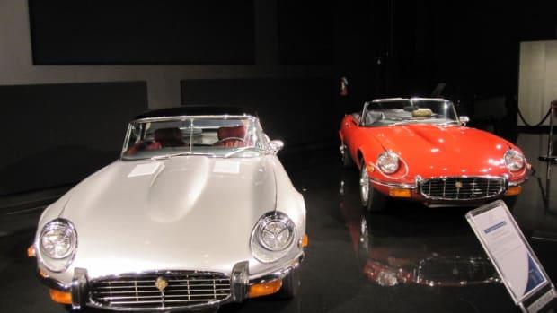 KAM - All Jaguar Auto Show - Visiting Collection