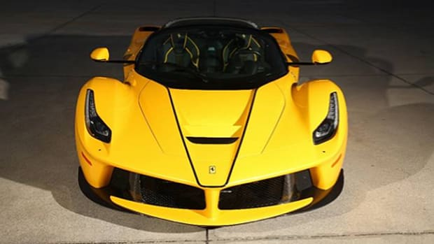 2017 Ferrari LaFerrari Aperta (Ryan Merrill © 2020 Courtesy of RM Sotheby's)