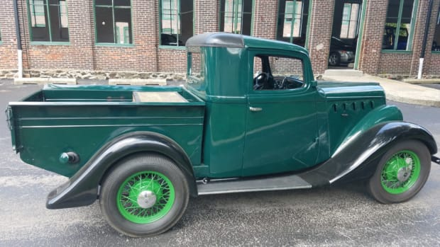 1935 Willys 77 pickup. Courtesy of Auctions America