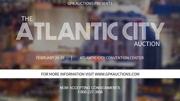 Atlantic City Auction