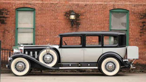 1930 Cadillac V-16 Imperial Limousine