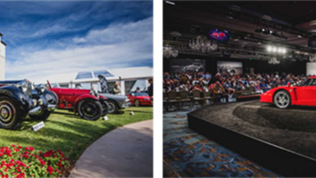 Darin Schnabel © 2020 Courtesy of RM Sotheby's