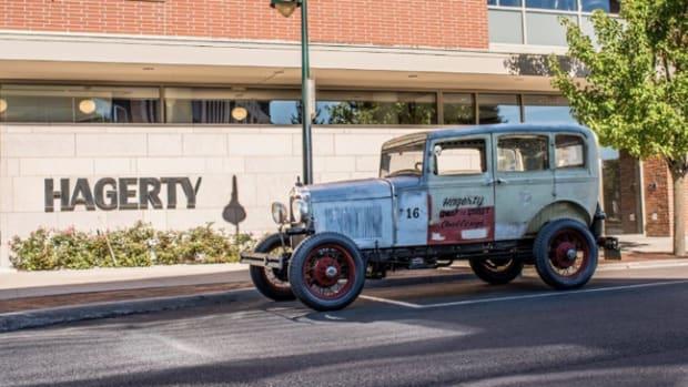 Hershey Swap to Street - Photo Credit Hagerty (PRNewsFoto/Hagerty)
