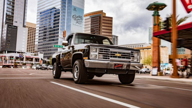 1985 Chevrolet K10 - The 1973-87 C/K Series Chevrolet pickup is the second most popular among millennials and fifth most popular among Gen Xers. Photo - Hagerty