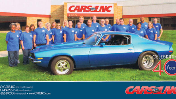 Open House Car Show