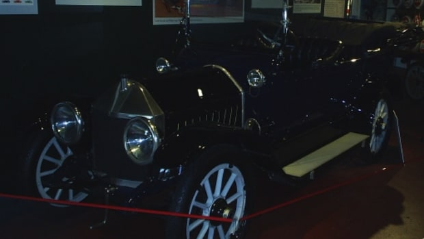 According to Granger, this 1913 Classic 6 is the second-oldest Chevrolet in the world; the oldest Chevrolet is currently in Canada and unrestored.