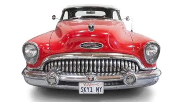 Neil Young's 1953 Buick Skylark sold for $400,000 — a hefty sum, but still less than the nearly $450,000 record price paid in 2007 at an RM Auctions sale, and that's before the 10% buyer's commission!