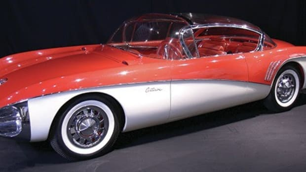 The Buick Centurion will be one of five concept cars on display through June 25.