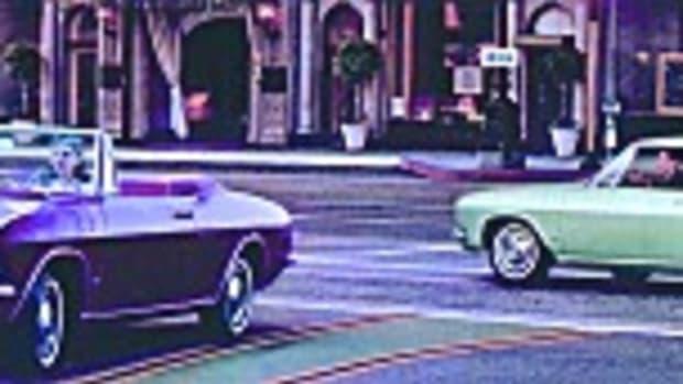 1965 Corvair Monza convertible, sport coupe