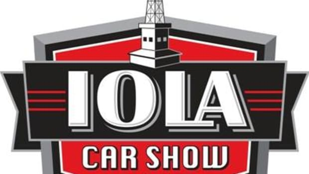 IolaCar Show logo