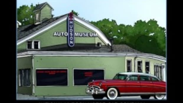 The National Hudson Motor Car Company Museum will open this September in Ypsilanti, Michigan.