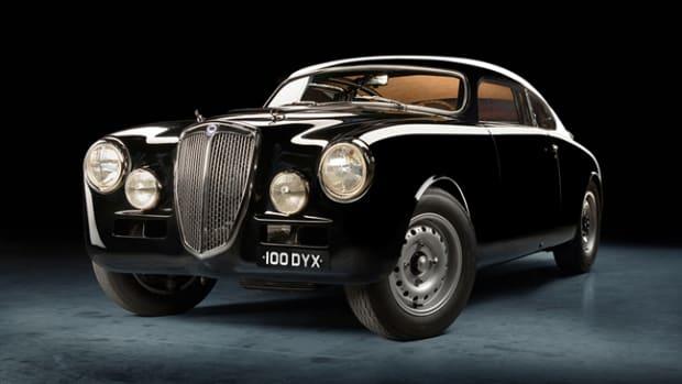 1957 Lancia Aurelia B20 'Outlaw' Coupe