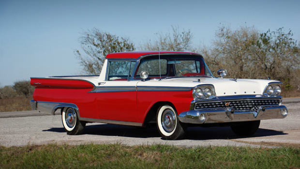 1959 Ford Custom Ranchero
