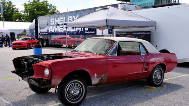 1967 Mustang Coupe A012