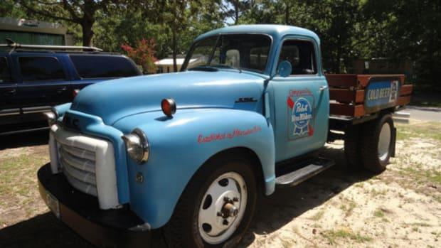 1948 Beer Truck