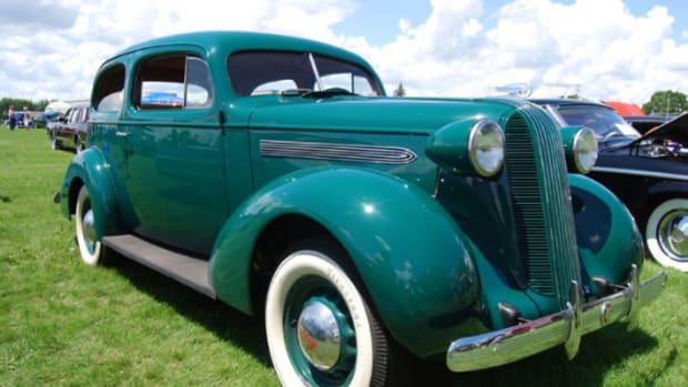 1936 Pontiac