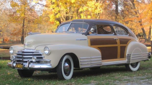1947 Chevrolet Aerosedan