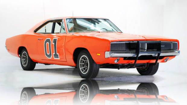 1969 'General Lee' Charger
