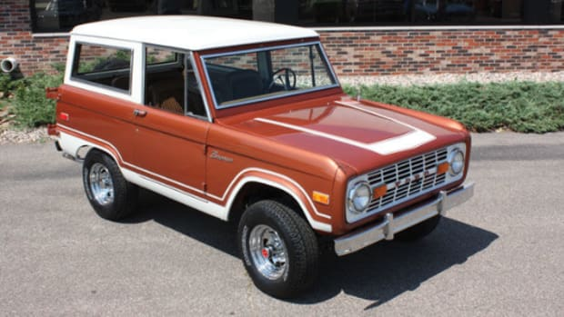 1973 Ford Bronco Ranger