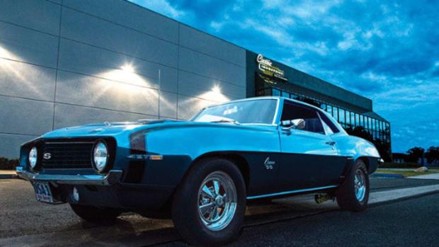 1969 Chevrolet 'Dick Harrell' Camaro