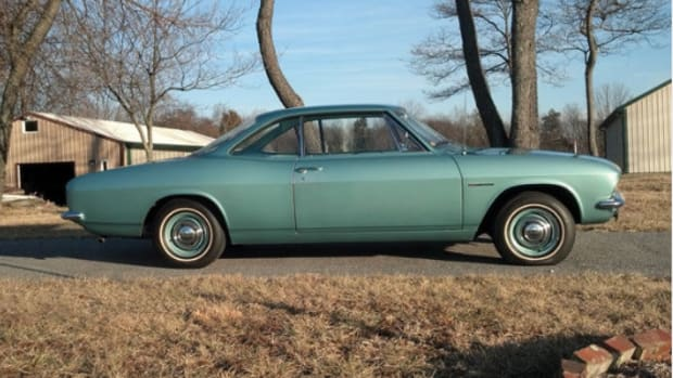 1965 Chevrolet Corvair 500