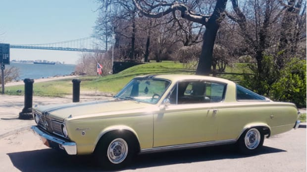 1966 Plymouth Barracuda Formula 'S'