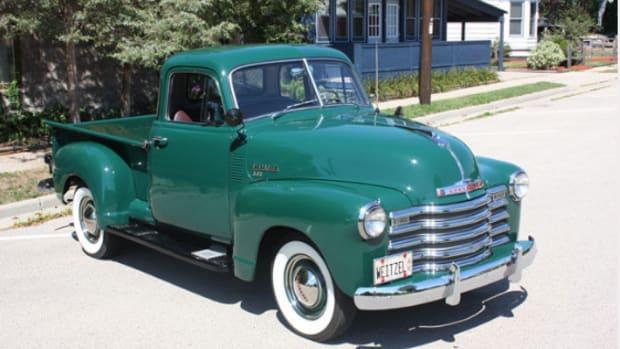1951 Chevrolet 3100 pickup