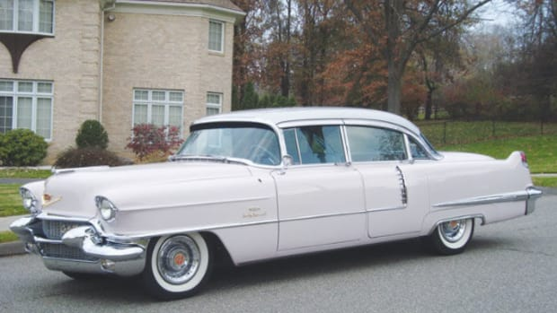 1956 Cadillac Sixty Special