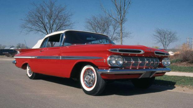 1959 Chevrolet Impala 'fuelie'