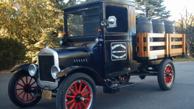 1926 Ford Model TT truck