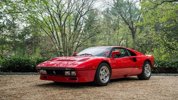 1985 Ferrari 288 GTO (Courtesy of RM Sotheby's)
