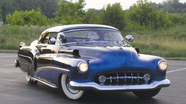 1950 Buick 'Bob Metz' custom