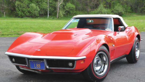 1969 Corvette L88